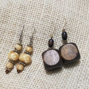 3/$10 Vintage Boho Earring Lot